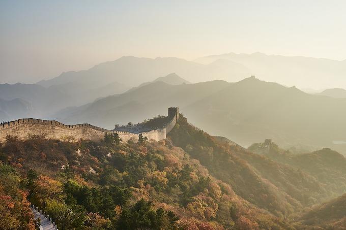 壮大な中国
