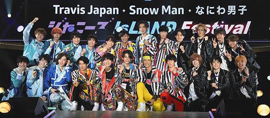 ジャニーズJr. 東京ドーム 単独ライブ ジャニーズJr.の画像