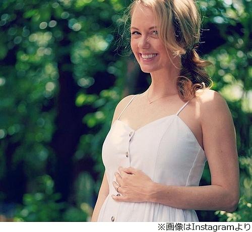 シャーロット 妊娠 いだてん シャーロットの画像