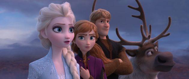 アナと雪の女王2 日本版特報 アナと雪の女王2の画像