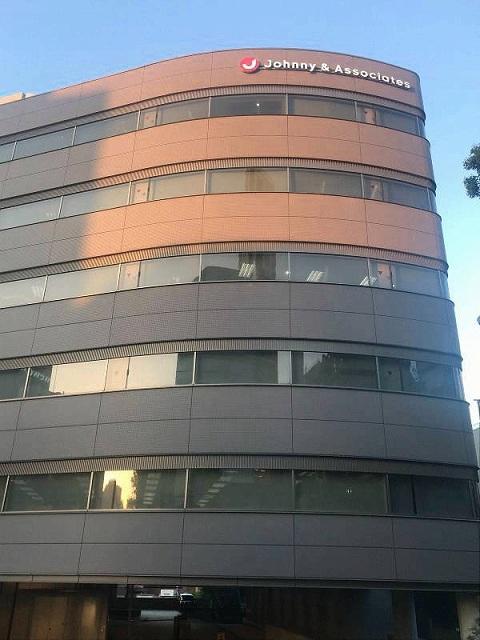 ジャニー喜多川 入院 資産 ジャニーズ事務所が入るビルの画像