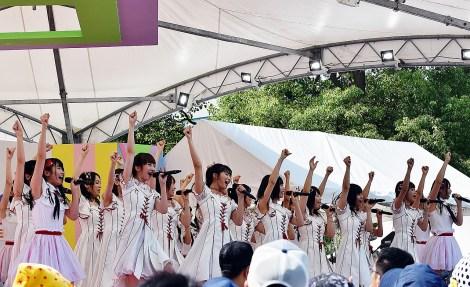 NGT48 公演再開 山口真帆 NGT48の画像