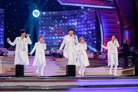 思い出のメロディー 東山紀之 紅白 ジャニーズ・スペシャルステージの画像