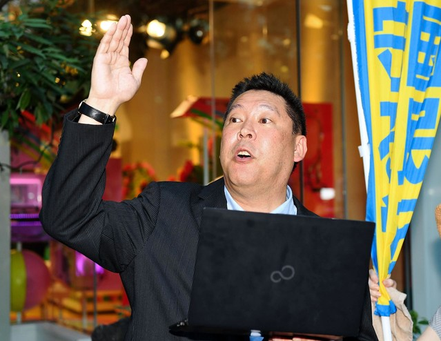 N国党 Youtube 収入 立花孝志党首の画像