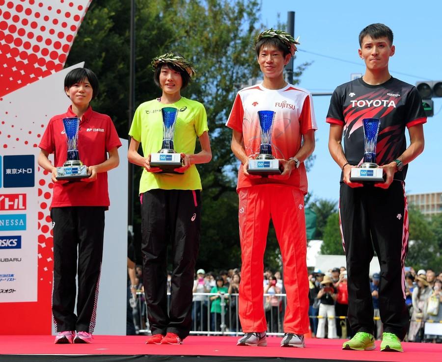 男子 MGC 波乱 理由 東京五輪出場を決めた男女4人の画像